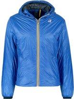 Kway Edward Light Jacket Blue Royal