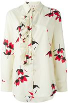 Marni 'Dawntreader' print shirt - women - Cotton - 42