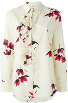 Marni 'Dawntreader' print shirt - women - Cotton - 44