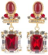 Gianfranco Ferre Vintage drop earring