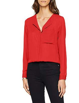 Selected Women's Slfdynella Ls Shirt Noos Blouse,(Size: 40)