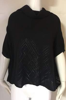 Yoon Black Cowl-Neck Sweater