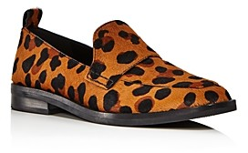 3.1 Phillip Lim Women's Alexa Leopard Print Loafers