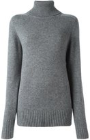 Chloé CHLOÉ RIBBED TURTLENECK JUMPER