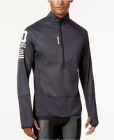 Reebok Men's Hexawarm Half-Zip Jacket