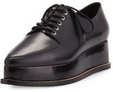 Opening Ceremony Eleanora Lace-Up Platform Oxford, Black