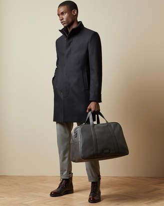 Ted Baker MARGATE Funnel neck coat with removable inner