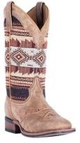 Laredo Women's Scout Broad Square Toe Cowgirl Boot 5638