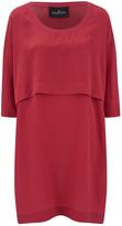 Designers Remix Women's Mila Square Dress Tomato