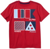 Crazy 8 Pizza Tee