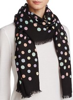 Marc Jacobs Polka Dot Scarf
