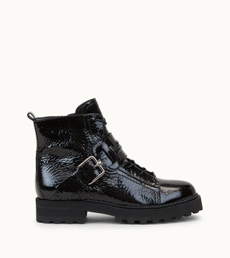 Tod's Ankle Boots in Patent Leather