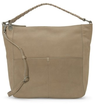 Lucky Brand Vala Leather Hobo Bag