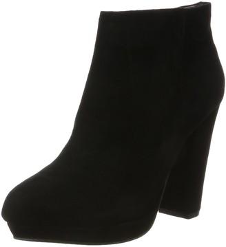 Buffalo London Buffalo 410-10645 L KID SUEDE Womens Ankle Boots
