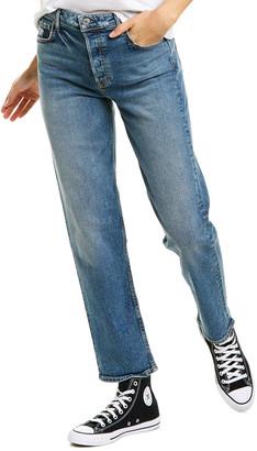 GRLFRND Helena Take Me Back High-Rise Straight Leg