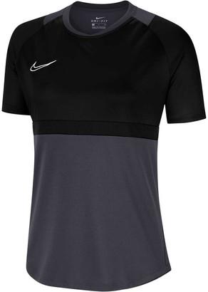 Nike Womens Dri FIT Academy Soccer Tee