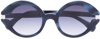 KALEOS Moran round sunglasses