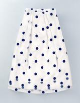 Boden Violet Skirt