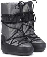 Moncler x Moon Boot ankle boots