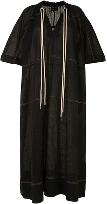 Lee Mathews Keiko shift dress