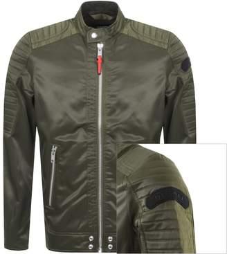 Diesel J Shiro Jacket Green