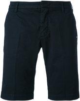 Entre Amis tailored shorts - men - Cotton/Spandex/Elastane - 32