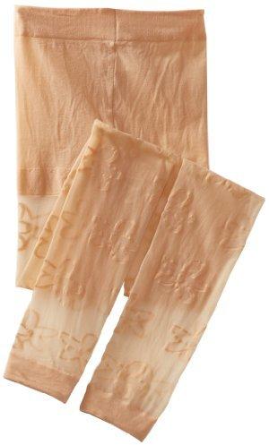 Jefferies Socks Girls' Daisy Footless Tights