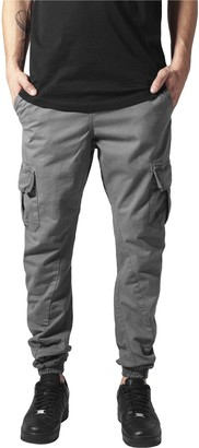 Urban Classics Men's Cargo Jogging Pants Slim Trousers