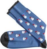 Johnston & Murphy Snowmen Socks