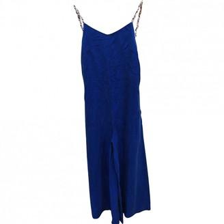 Paper London Blue Jumpsuit for Women