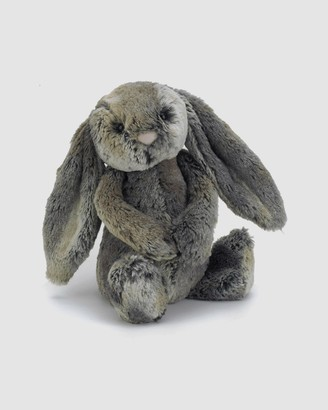 Jellycat Grey Animals - Bashful Cottontail Bunny Small - Size One Size at The Iconic