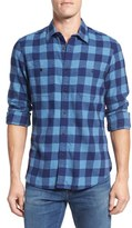 Nordstrom Workwear Trim Fit Flannel Shirt