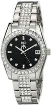Jivago Women's JV6411 Magnifique Analog Display Quartz Silver Watch