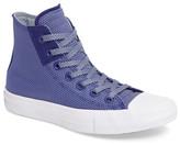 Converse Chuck Taylor(R) All Star(R) II Basket Weave High Top Sneaker (Women)
