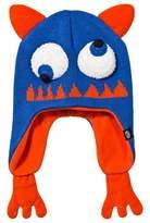 Animal Blue Monster Beanie