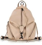 Rebecca Minkoff Julian Nude Leather Medium Backpack