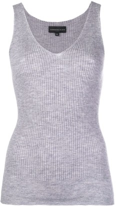 Cashmere In Love Cashmere Tank Top