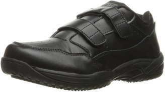 AdTec Men's White Velco Work Shoe - Slip Resistant Breathable Comfortable + Affordable