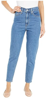 Levi's(r) Womens High-Waisted Taper (FYI) Women's Jeans