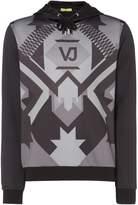 Versace Jeans Body Vj Geo Print Hoodie