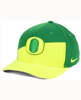 Nike Oregon Ducks Verbiage Swoosh Flex Cap