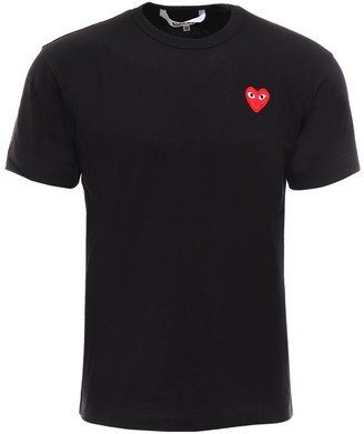 Comme des Garcons Basic Logo T-Shirt