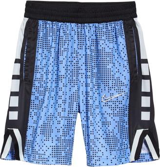 Nike Kids' Dri-FIT Digital Print Mesh Basketball Shorts