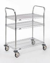 Metro Commercial 3-Shelf Serving Cart