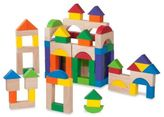 Smart Gear Wonderworld 100-Piece Wooden Block Set
