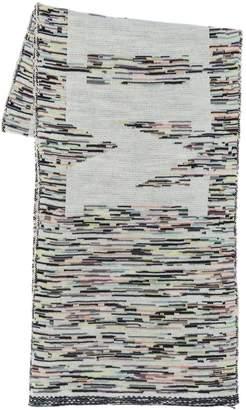 Missoni Logo Wool Blend Scarf