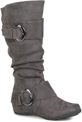 Journee Collection Women Extra Wide Calf Jester-01 Boot Women Shoes