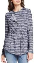 BCBGeneration Striped Tie Jacket