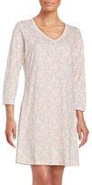 Carole Hochman Favorite Cotton Jersey Sleepshirt