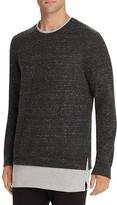 Eleven Paris Win Rayer Layered Sweatshirt